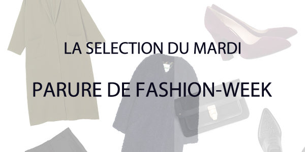 La sélection du mardi : le three pieces suit de la Fashion-Week de Paris