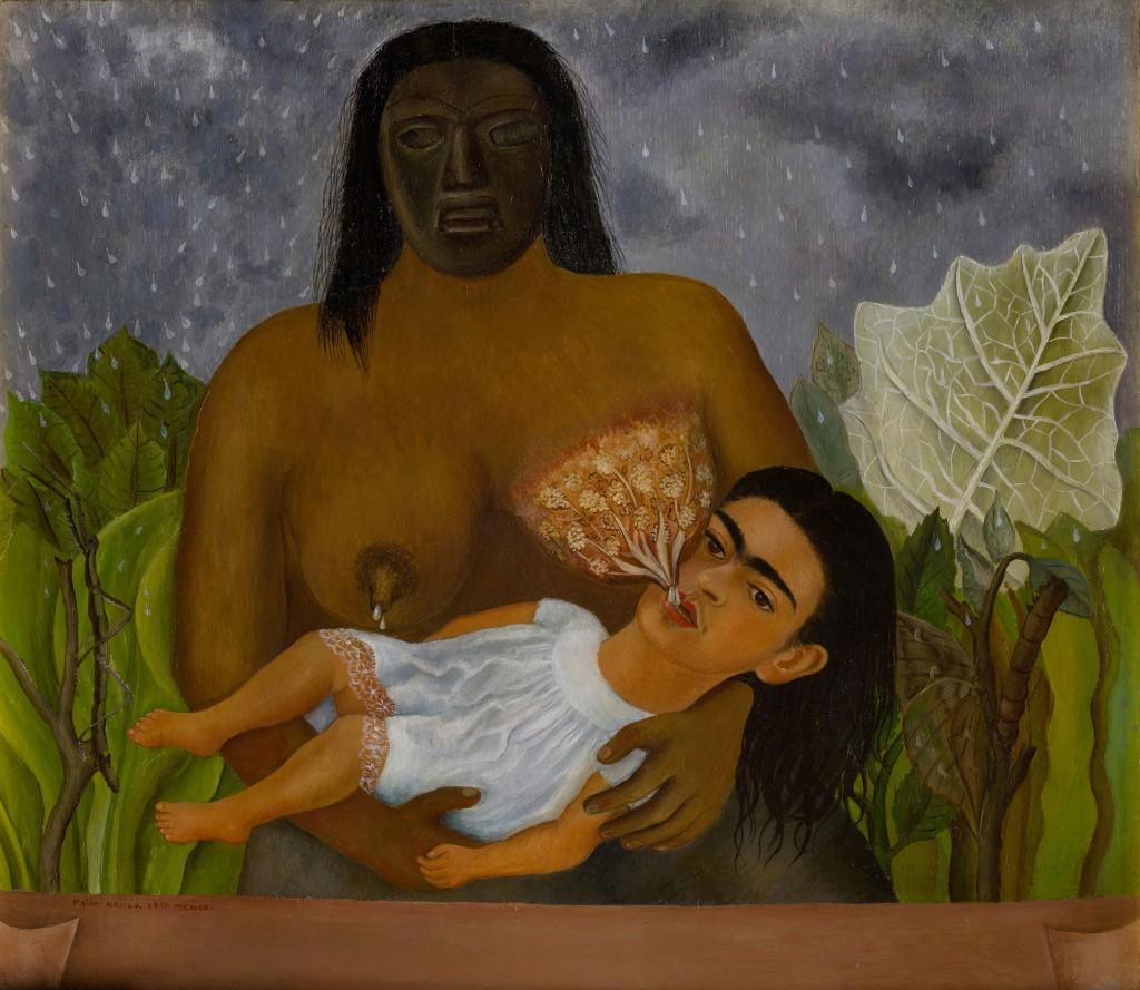 « Frida Kahlo, Diego Rivera : l'art en fusion » au musée de l'Orangerie