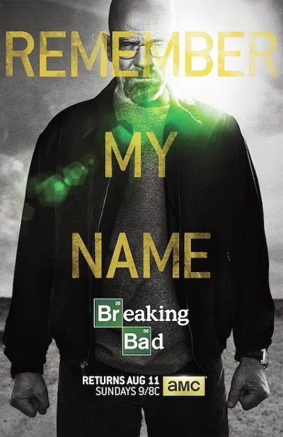 Breaking Bad : Walter White l'éternel