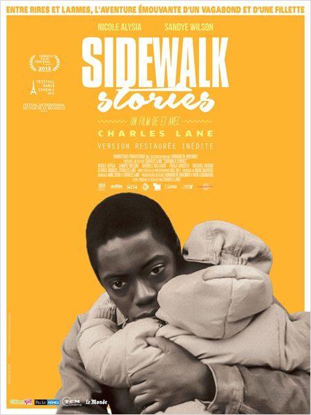 [Critique] « Sidewalk Stories » l'hommage réussi de Charles Lane au cinéma muet