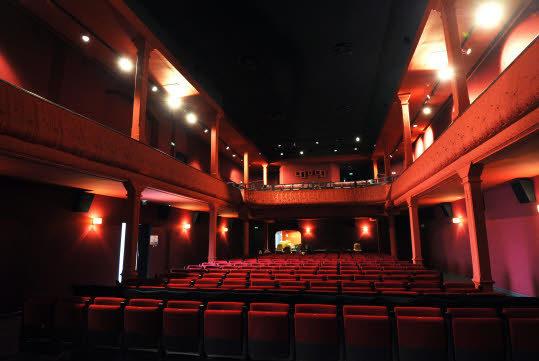 Réouverture de l'Eden-Théâtre à la Ciotat