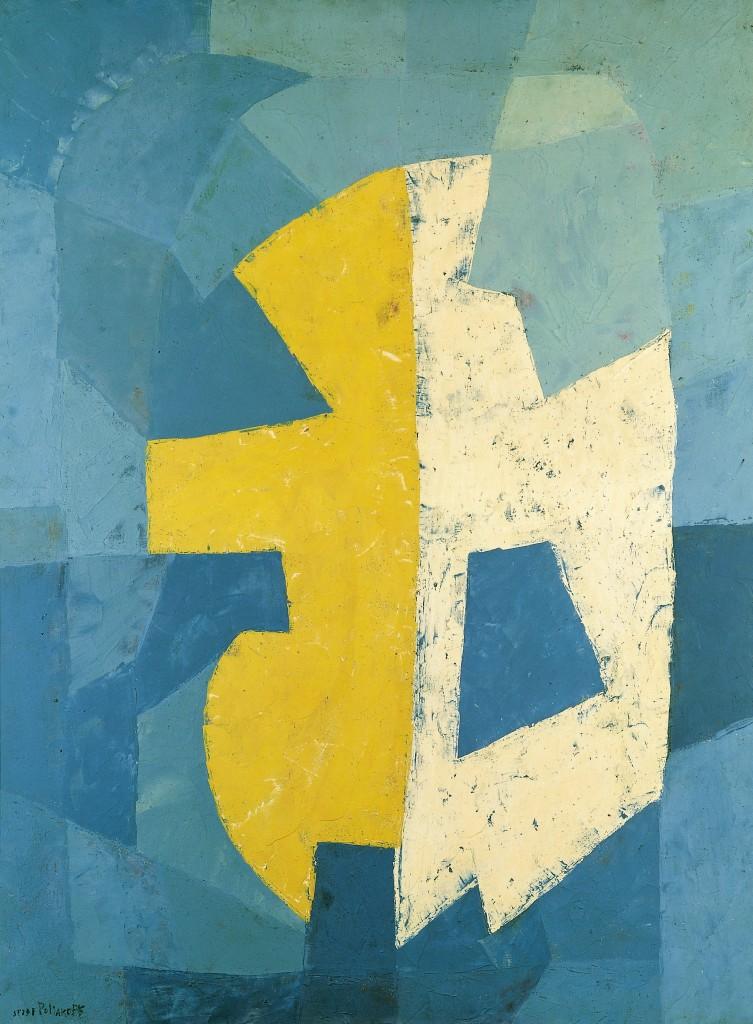 «Serge Poliakoff, le rêve des formes» au musée d'Art moderne de la ville de Paris