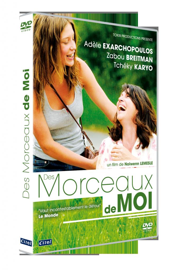 [Chronique dvd] Des morceaux de moi, le film qui révèle Adèle Exarchopoulos