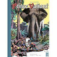 Prince Valiant de Hal Foster Intégrale volume 3: 1941-1942