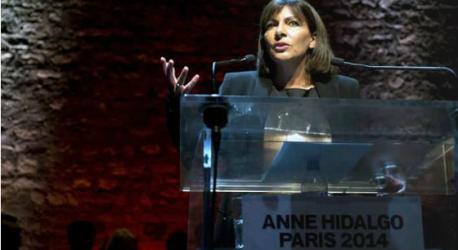 Anne Hidalgo présente son programme pour soutenir la culture à Paris