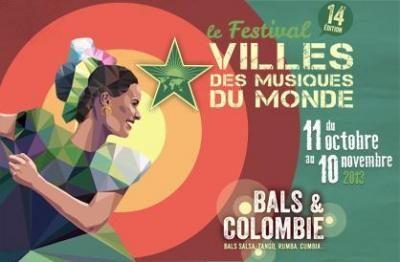 Gagnez 5×2 places pour le concert d'Antonio Rivas à l'Embarcadère (Villes des Musiques du Monde) le 9 novembre