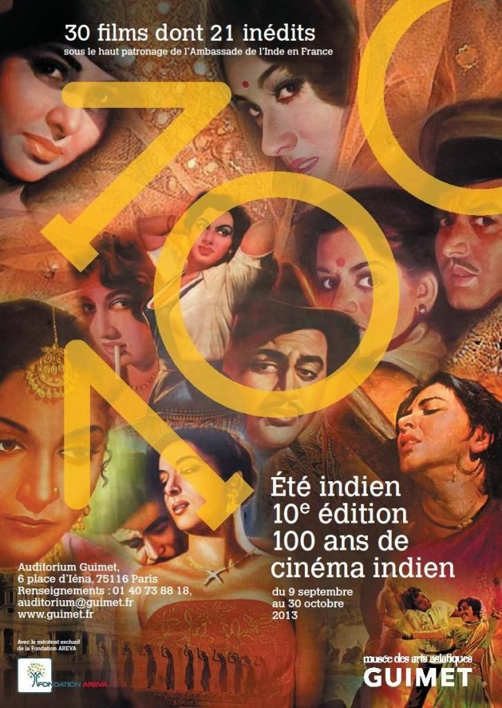 Le Musée Guimet fête les Cent ans du cinéma indien