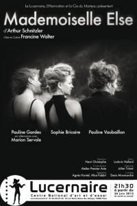 Affiche-Mademoiselle-Else-Lucernaire-2013