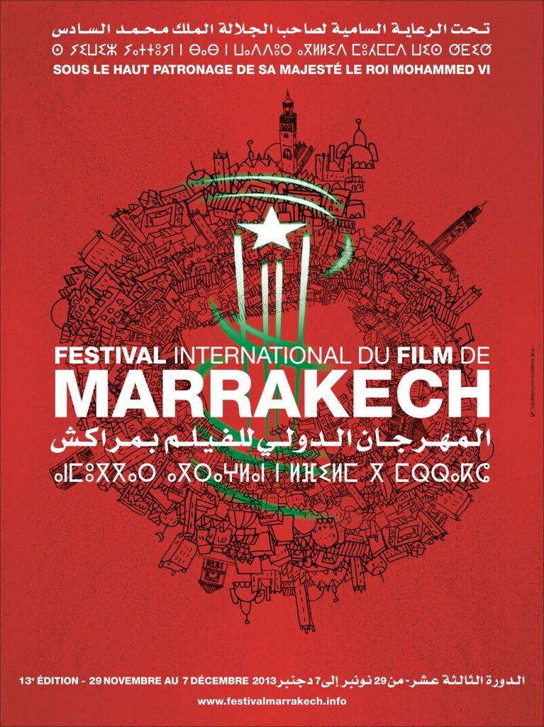 Palmarès du 13è Festival International du Film de Marrakech