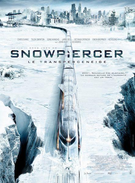 [Critique] « Snowpiercer, le Transperceneige », un huis-clos ferroviaire de 1ère classe