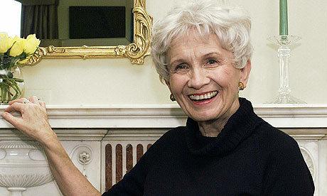 Prix Nobel de la Littérature 2013 décerné à Alice Munro