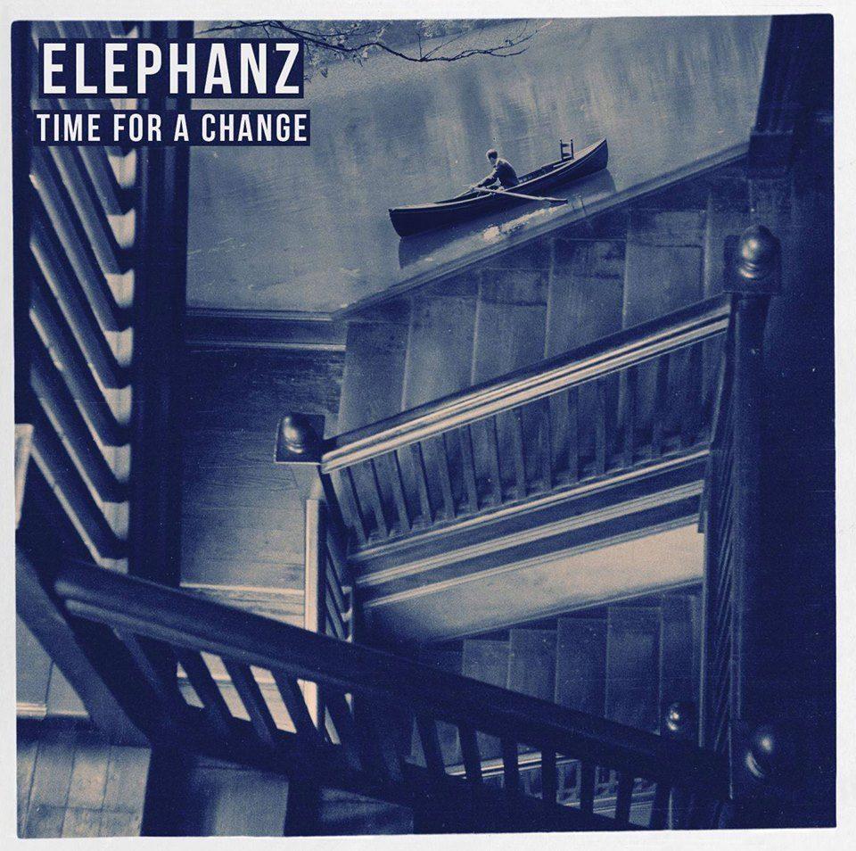 [Chronique] « Time for a Change » d'Elephanz : pop hybride et flamboyante
