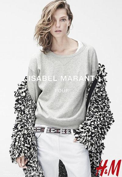 Isabel Marant et H&M, la campagne est lancée