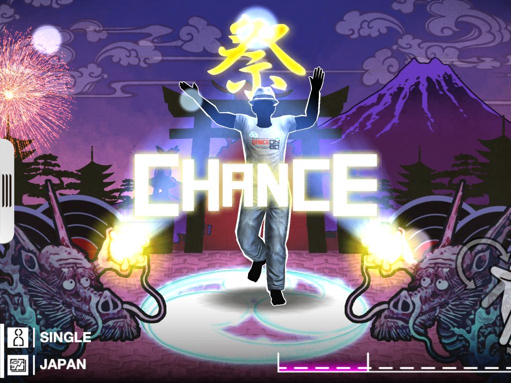 Go dance : le jeu de danse nomade vu par Sega