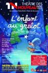 L'ENFANT AU GRELOT REPRISE 2013-14 Affiche pour BAT