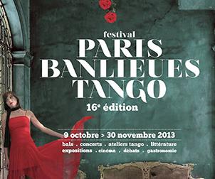 Festival Paris-banlieue Tango