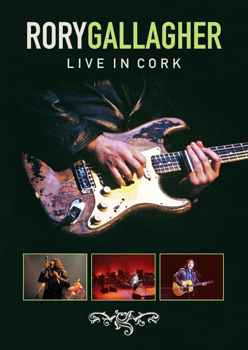 [DVD] « Live in Cork » de Rory Gallacher