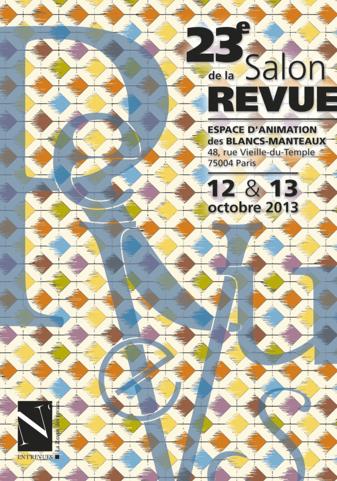 23 ème édition du salon de la Revue