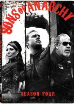 Sons of Anarchy: la saison 4 enfin en DVD !
