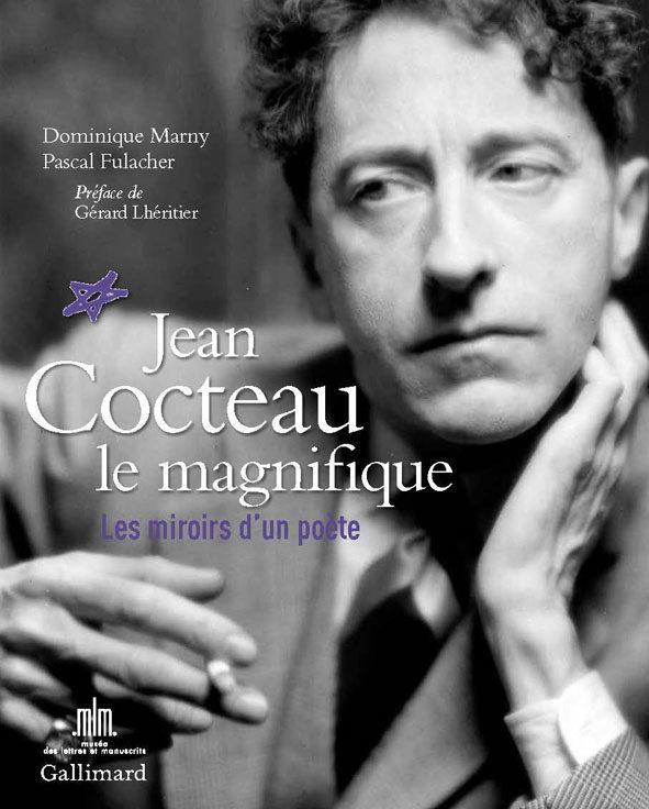 A flanc de Cocteau au Musée des Lettres et des Manuscrits