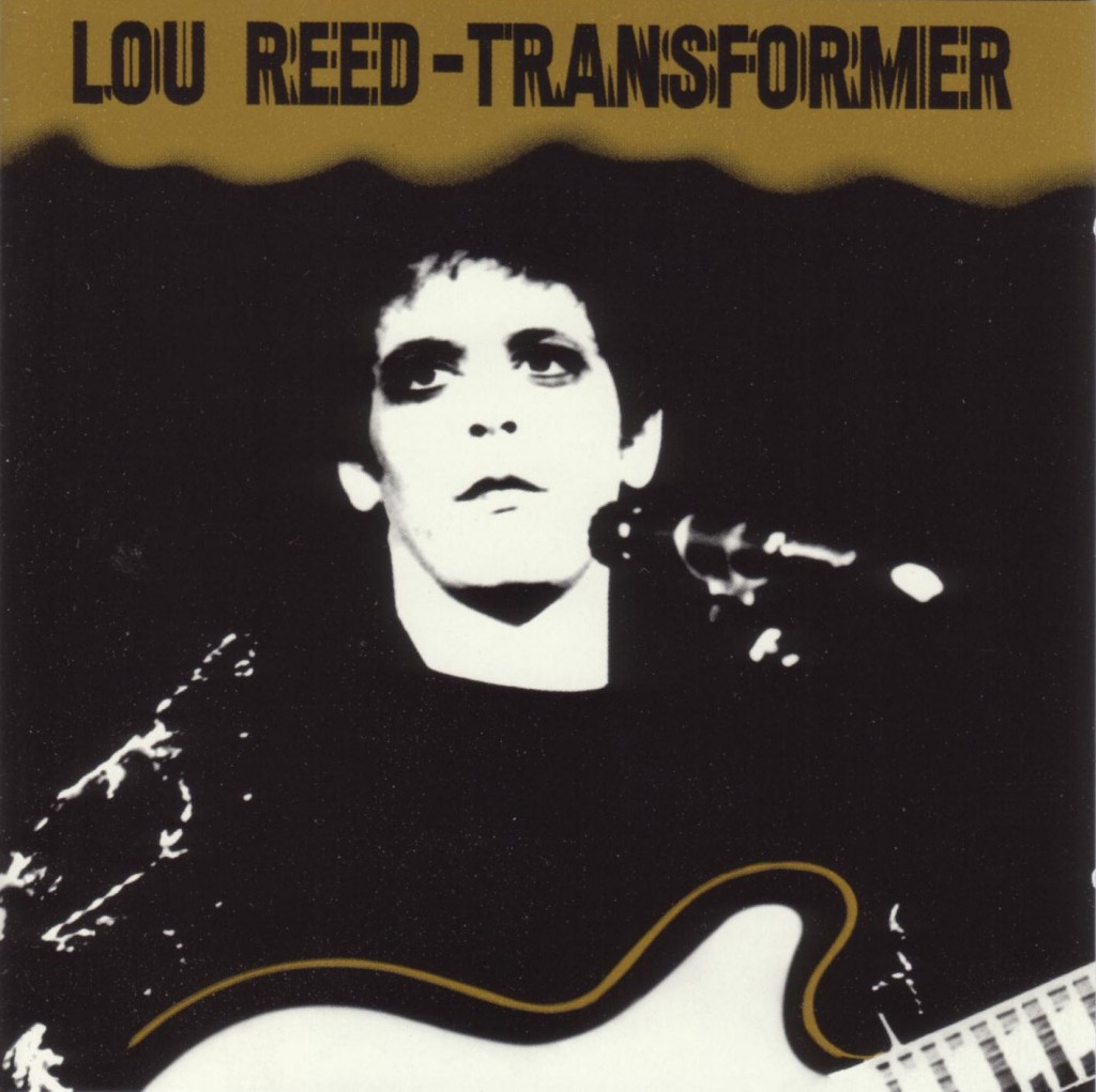 Decès de Lou Reed