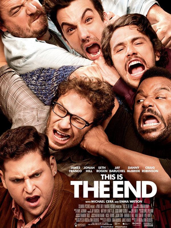 Critique] « C'est la fin », cool attitude et private jokes dans une comédie plutôt drôle étouffée par ses références