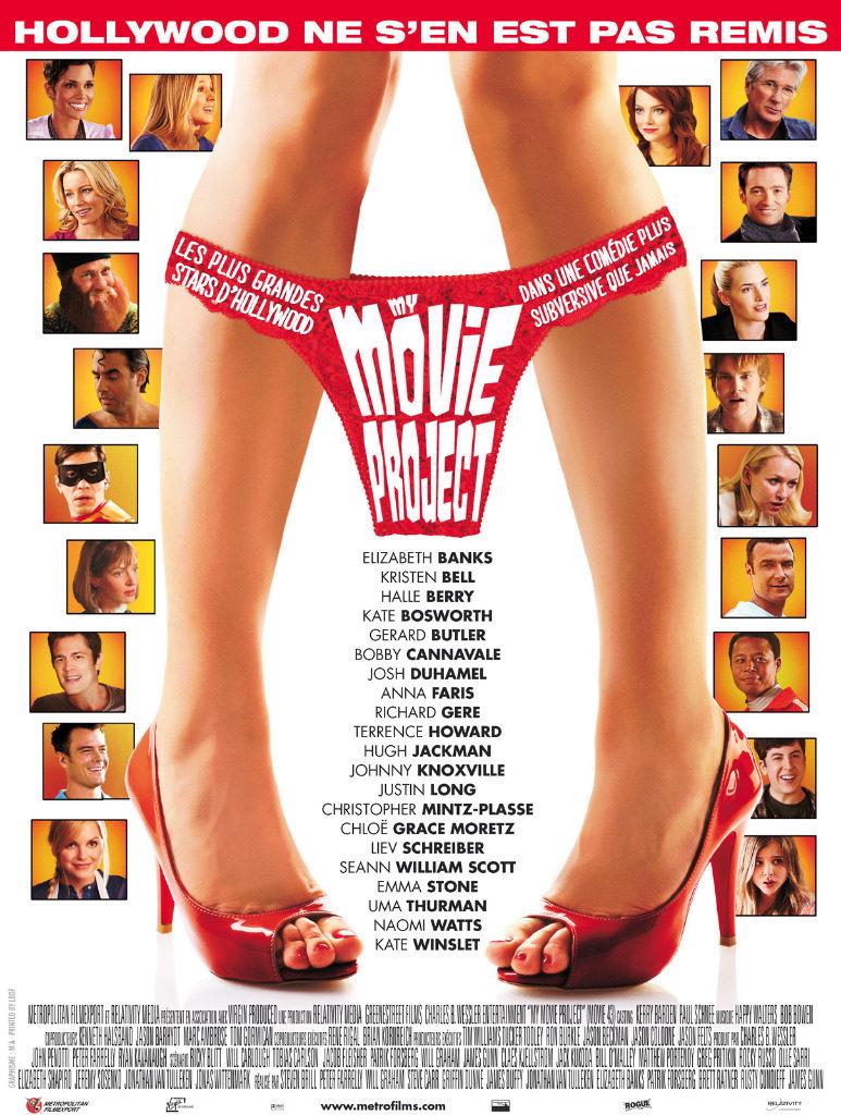 [Chronique DVD] My movie Project (Movie 43), casting de stars pour un hymne au mauvais goût et à l'absurde. Déconcertant