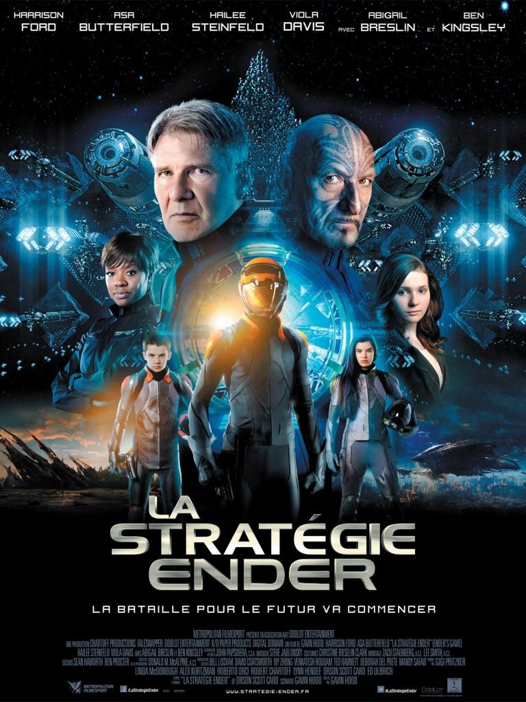 [Critique] « La stratégie Ender», tentative intéressante de science-fiction adolescente intelligente