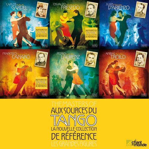 Gagnez 1 pack et des compiles Tango Chant du Monde