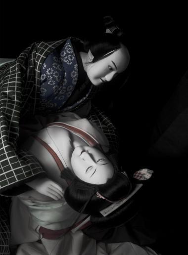 Sonezaki Shinjû : marionnettes de l'Amour auThéatre de la Ville