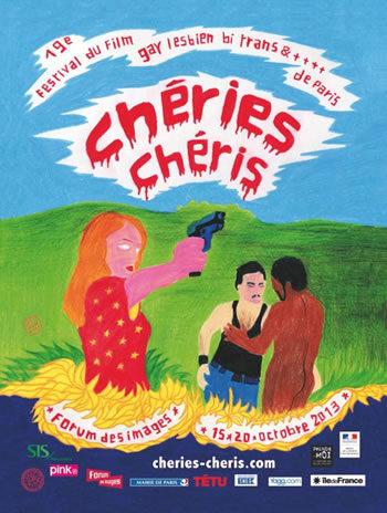 Le palmarès de la 19ème édition du festival Chéries Chéris