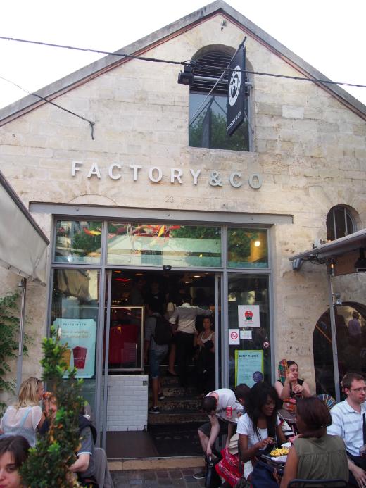 FACTORY & CO : Le bagel américain investit Bercy Village