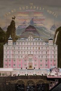 grand budapest hotel affiche