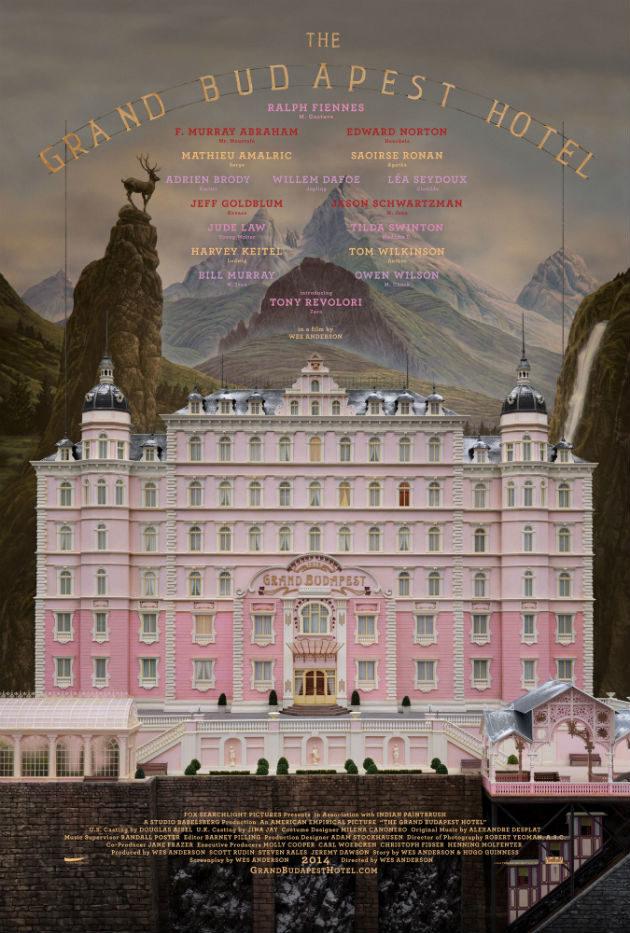 The Grand Budapest Hotel, la bande-annonce du nouveau Wes Anderson est en ligne