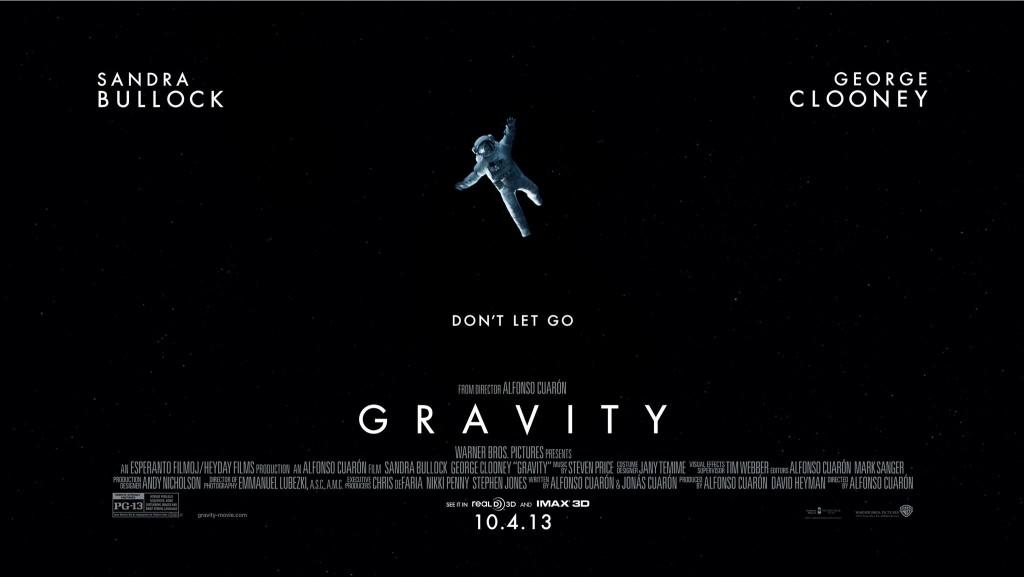 [Critique] «Gravity» d'Alfonso Cuaron : plus qu'un film, une véritable expérience cinématographique