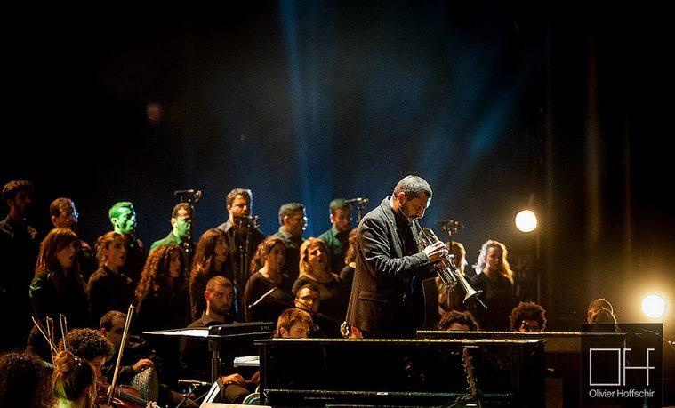 [Live report] Festival d'Ile de France, Ibrahim Maalouf joue carte sur table