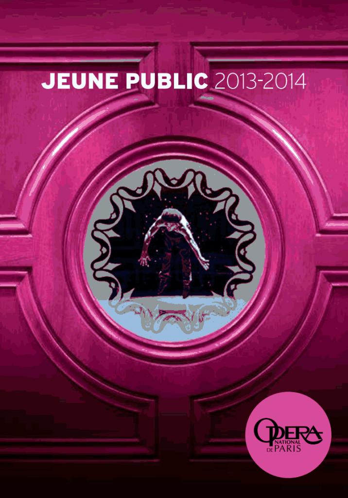La nouvelle programmation jeune public de l'Opéra de Paris