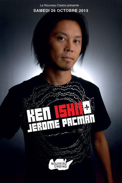 Gagnez 3×2 places pour la «Ken Ishii Residency» au Nouveau Casino le 26.10