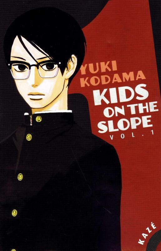 Kid on the slope vol.1 la douce musique des sentiments?