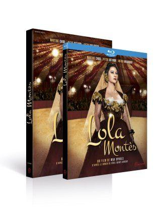 Lola Montès, le film mythique de Max Ophuls restauré en dvd
