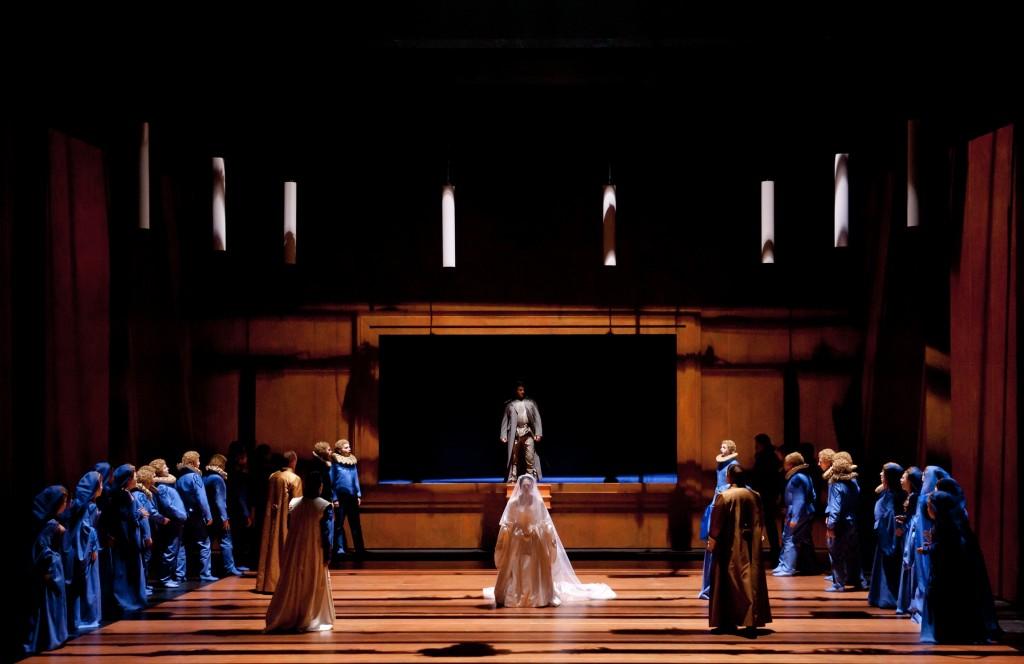 Lucia di Lammermoor à l'Opéra de Lille