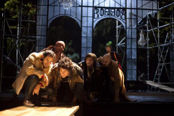 Une Lucrèce Borgia de cinéma avec Marina Hands, à l'Athénée