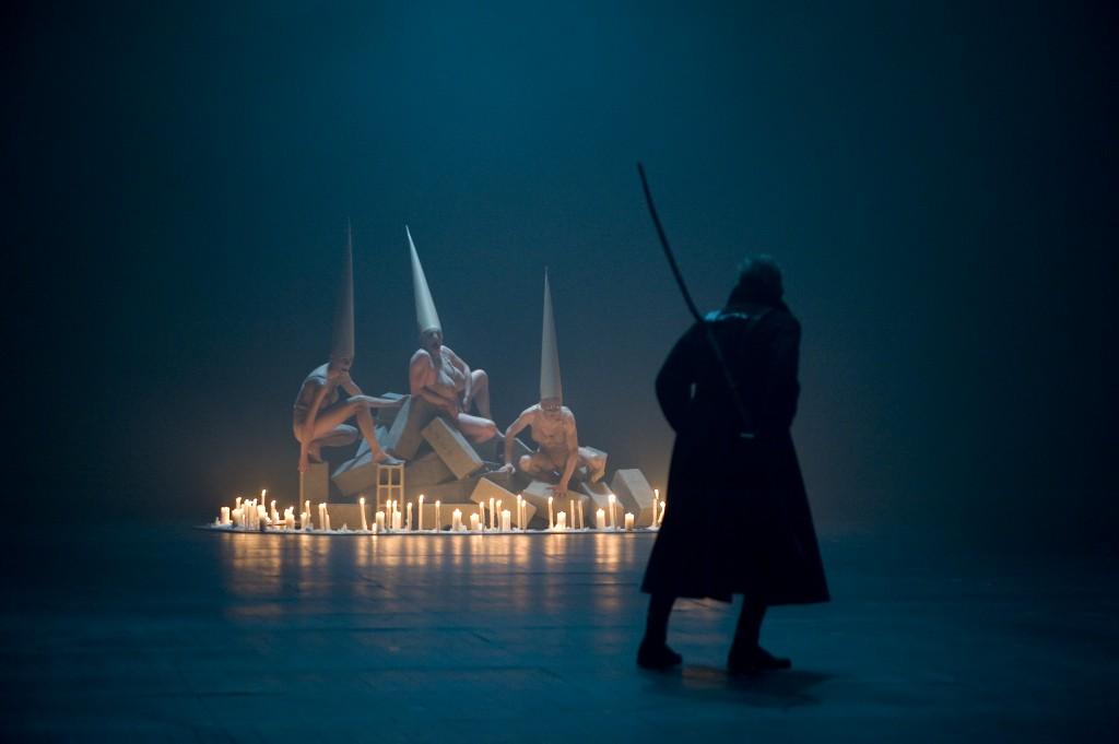 MacBeth sublimé par Laurent Pelly