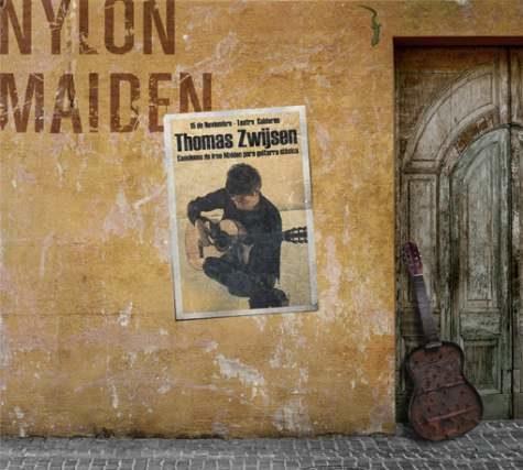 Nylon Maiden, du heavy metal en version classique.