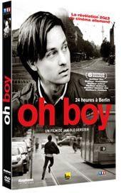 [CHRONIQUE DVD] Oh Boy de Jan Ole Gerster sublime l'errance dans Berlin