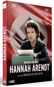 [CHRONIQUE DVD] : Hannah Arendt, quand la pensée fait le lit de l'intolérance