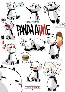 panda aime