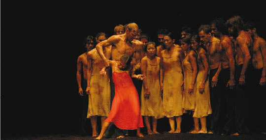 A l'Opéra de Bordeaux, deux pièces majeures de Pina Bausch