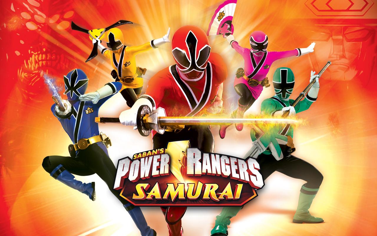 Power rangers samurai la nouvelle g n ration - Jeux de power rangers super samurai ...