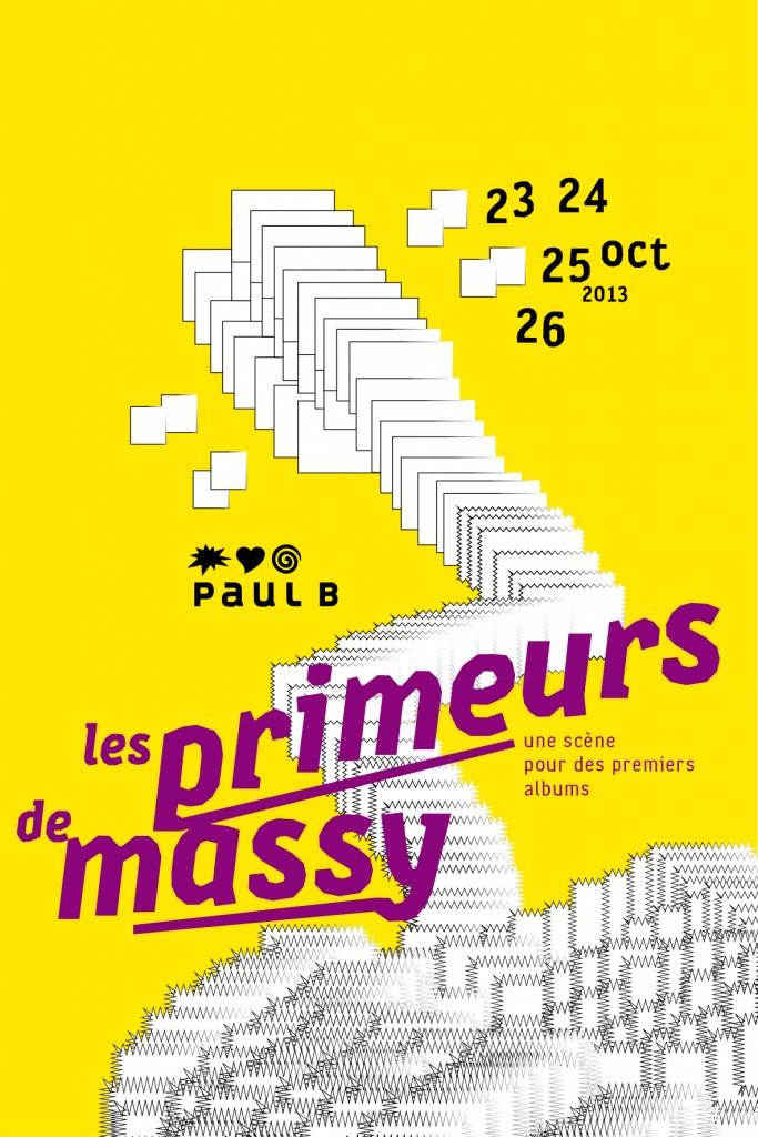 [Interview] « Les Primeurs de Massy, présenter des artistes nouvellement arrivés sur scène »